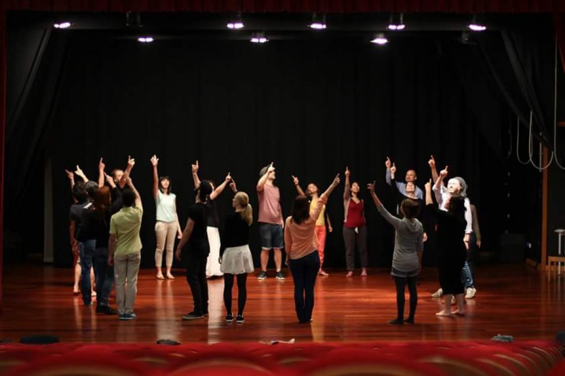 Formação  em Teatro Fórum